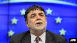 Người đứng đầu phái đoàn Hungary trong các cuộc thảo luận với Quỹ tiền tệ Quốc tế, ông Tamas Fellegi