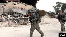 El nuevo emplazamiento llevará el número de soldados estadounidenses enviados a Haití a unos 14.000.