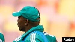 Stephen Keshi aux Super Eagles du Nigeria