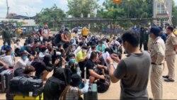 Điểm tin ngày 04/6/2021 - Campuchia trục xuất hơn 100 công dân Việt Nam sang tìm việc