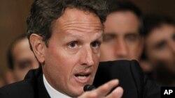 Bộ trưởng Tài chánh Hoa Kỳ Timothy Geithner.