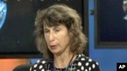 乔治华盛顿大学国际事务副教授苏珊-埃伦森博士