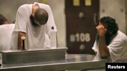 Guantanamo turmasi mahbuslari