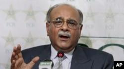Pakistan Cricket Sethi