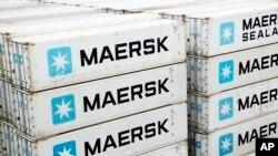 星期二,丹麦航运公司A.M.Moller-Maersk运营的码头因黑客袭击出了问题