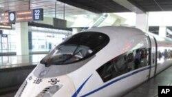 中國高速列車和諧號