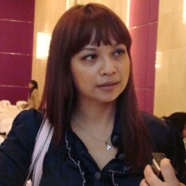 Indonesian AIDS Activist Suksma Ratri