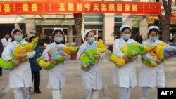 Dân số Trung Quốc có thêm 6.3 triệu người năm ngoái