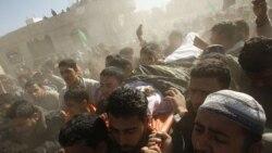 دو شبه نظامی فلسطینی به دست نیروهای اسرائیل کشته شدند