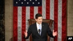 အေမရိကန္ ေအာက္လႊတ္ေတာ္ရဲ႕ ဥကၠ႒ အသစ္အျဖစ္ ရီပတ္ဘလစ္ကန္အမတ္ Paul Ryan ကို တင္ေျမွာက္။
