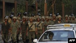 Արտակարգ միջոցառումներ Եգիպտոսում՝ Իսրաեյելի դեսպանատան դեմ կատարված գրոհից հետո