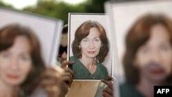 «Слабые попытки» властей России найти убийц Натальи Эстемировой