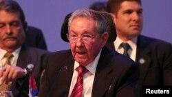 Le président cubain, Raul Castro (Reuters)
