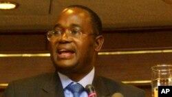 Reserve Bank of Zimbabwe Governor Gideon Gono