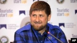 Checheniston rahbari Ramzan Qodirov sharqiy Ukrainada chechen harbiylari yo'q deydi
