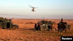 نیروهای عراقی به سمت غرب موصل حرکت می کنند.