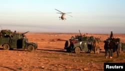 伊拉克部队展开攻势夺回摩苏尔西部(2017年2月19日)