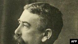 Nhà ngôn ngữ học Thụy Sĩ Ferdinand de Saussure (1857-1913)