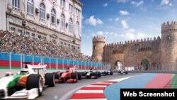 Baku City Circuit - F1 Grand Prix of Europe