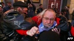 Москва. 12 октября 2010 года