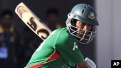 شکیب الحسن ورلڈ کپ کیلئے بنگلہ دیش کے کپتان مقرر