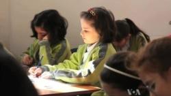 Turkey Provides Schools for Syrian Refugee Children