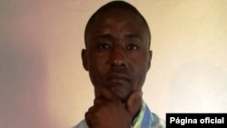 Jesse Lufendo Coordenador Centro Nacional Aconselhamento (NCC) Angola
