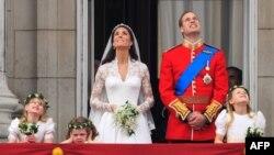 Kraliyet Düğünü Heyecanı Balkonda Noktalandı