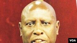 Umnumzana Samuel Undenge umpathintambo wezamandla kagetsi
