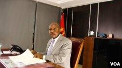 """Governador de Malanje apela ao voto no MPLA e à calma contra """"provocações"""" - 1:37"""