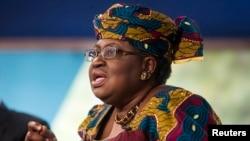 وزیر دارایی نیجریه، خانم انگوسی اکونجو ايولا