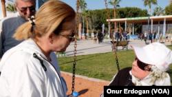 DP Mersin Belediye Başkanı Adayı Ayfer Yılmaz