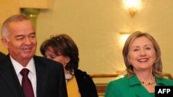 Xillari Klinton Tojikiston va O'zbekistonga safar qilmoqda