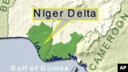 Des pirates ont enlevé quatre membres d'équipage au large du delta du Niger