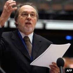 Dik Marti u Evropskom parlamentu