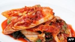 Kimchi món rau chính của Nam Triều Tiên