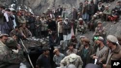 مقام ها می گویند کاوش ها در این معدن بطور غیرقانونی جریان داشت