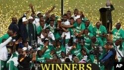 Equipa da Nigeria