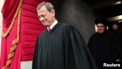 존 로버츠 미 연방대법원장. (자료사진)