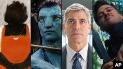 فلمیں: پریشئس، اواتار، اَپ اِن دِی ایئر، اِنگلورئیس بسٹرڈز