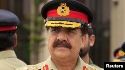 پاکستانی فوج کے سربراہ جنرل راحیل شریف