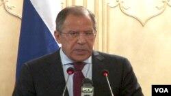 Menteri Luar Negeri Rusia, Sergei Lavrov (foto: dok). Kementerian Luar Negeri Rusia mengatakan Kremlin tidak terlibat dalam jaringan mata-mata teknologi tinggi di AS.