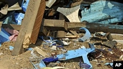 Nouvelles violences dans les environs de Maiduguri, capitale de l'Etat du Borno, Nigeria, 3 juillwt 2011.