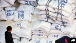 세계식량계획을 통한 유엔의 대북 식량지원