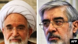 Madrid Klubu İran müxalifət liderlərinin taleyindən narahatdır
