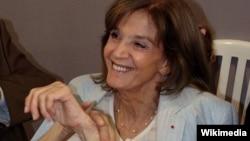 Gisèle Halimi, le 14 september 2008 à la Fête de l'Humanité à Paris. L'avocate féministe franco-tunisienne est décédée le 28 juillet 2020 à l'âge de 93 ans. (Wikipedia-Oliver Tetard)