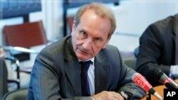 فرانسیسی وزیر دفاع (فائل فوٹو)