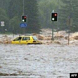 Poplave u Brizbejnu