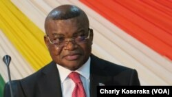 Kalev Mutond, mokambi ya kala ya ANR (agence nationale de renseignement) na Goma, RDC, le 25 janvier 2917. (VOA/Charly Kaseraka)