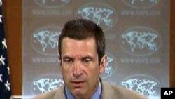 마크 토너 국무부 부대변인(자료사진)